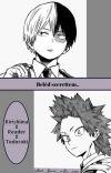 Beléd szerettem.. (Kirishima X Reader X Todoroki)  cover