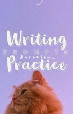 Writing Practice by Aureolin_