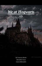 We at Hogwarts by alex07ly