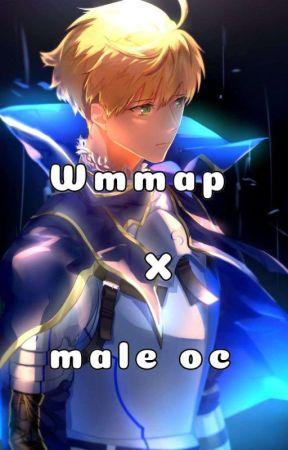 Wmmap x male! Oc  by frownkitty