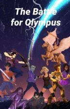 The Battle for Olympus by annaversechase