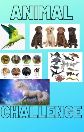 Animal Challenge by Warrior4ever13