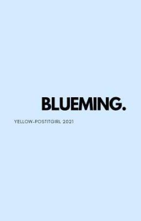 BLUEMING. by yellow-postitgirl