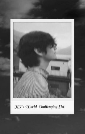 KT's World-Challenging List •taekook by solydirel