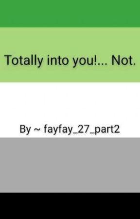 Tσƚαʅʅყ ιɳƚσ ყσυ!... Nσƚ. -  A Sԋσɾƚ Sƚσɾყ by fayfay_27_part2