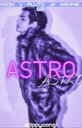 ASTRO 🦋 KTH by drippyoongi