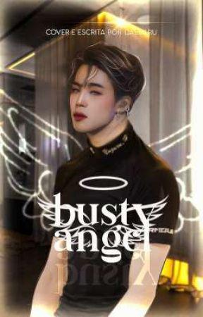 Busty Angel ⌁ taekookmin by daekaru