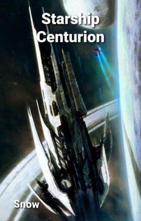 Starship Centurion by MysticSoul91