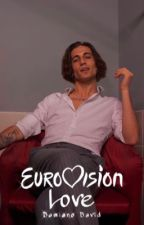 Eurovision Love   Damiano David fanfic by foamell