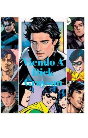 Viendo A Dick Grayson  by Demon-Whiter