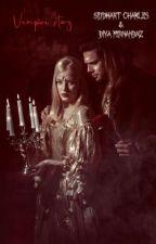 The Love Saga Of Vampire Prince & A Normal Girl! SiddhartCharles♥️DiyaFernandas by Newbie_love