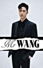 Mr WANG ¶YIZHAN¶ by Nironfelix