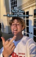 New Boy: Ryland Storms by ssamntaylor