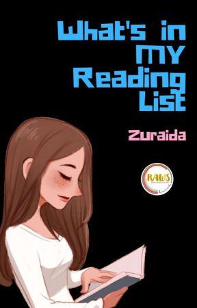 What's in My Reading List by zuraida27thamrin