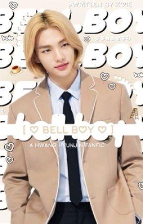 BELL BOY by Taekoii