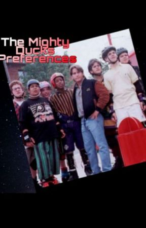 The Mighty Ducks Preferences And Imagines by PurpleSkys2