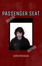 passenger seat    dnf by tamzinshields