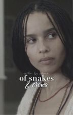 of snakes & crows     kaz brekker by -ramonaflowers