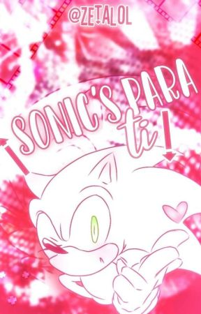¡Sonic's para ti! © by zetalol