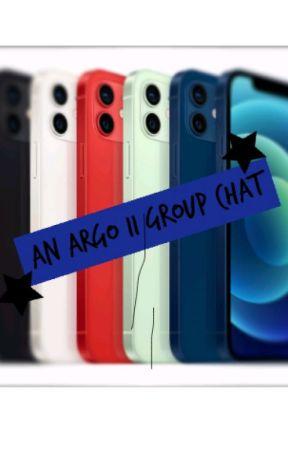 An Argo II group chat by percabethwolfstar