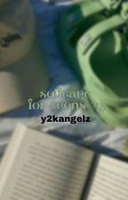 ↳ selfcare for teens *book 15* by sincerelyyangels
