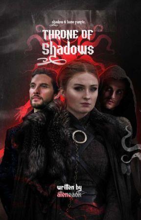 THRONES OF SHADOWS   GRISHAVERSE #2 by Ateneaok