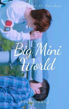 BIG MINI WORLD by MacaroonJ