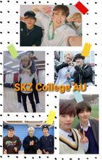 SKZ College AU by RiverSpikestories