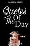 Quotes of the day cover