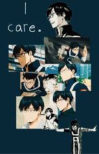 I care (Tenya Iida x Male!reader - BNHA/MHA) by CapitalizedLeafPie