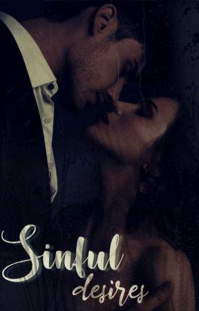 Sinful Desire by -DishaWrites-
