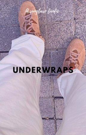 Underwraps   Sungtaro by Jung_uwus