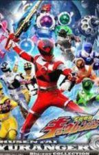Uchuu Sentai Kyuranger  by 124lol