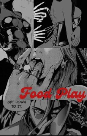 Food Play - Joichiro Saiba x reader  (Food wars) by AizensSpermBank