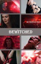 Bewitched | Wanda Maximoff x Reader by LadyLokiLaufeyson5