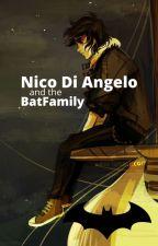 Nico Di Angelo and the BatFamily by MajicalDogs