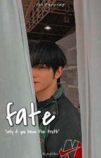 FATE • lee taeyong by yngbklee