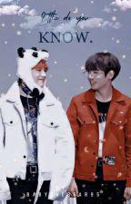 Little do you know    taekook    by kimtaekook001