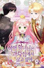 The Villainous Princess Wants to Live in a Cookie House | Tłumaczenie PL autorstwa AntekShoyo