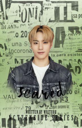 scared › jisung fanfic. by writurh
