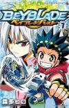 Beyblade burst Manga (1-18) cover