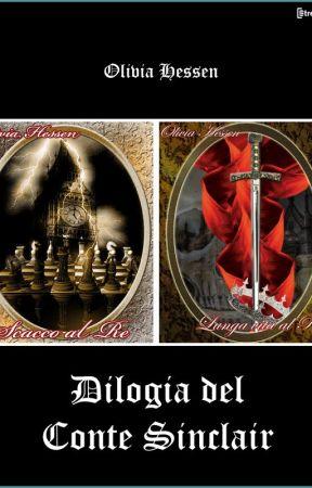 Dilogia del Conte Sinclair by OllyHess