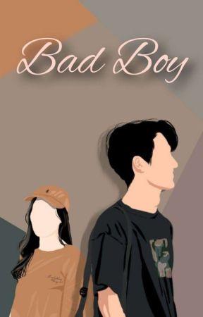 Bad Boy || Mark by upikndh