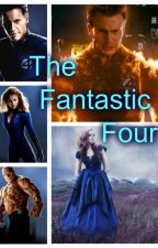 The Fantastic Four (The Human Torch) Marvel Story Book 1 by racefunhorsess