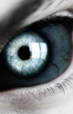Demon eyes by SugarSweetDots
