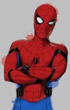 The Spider In Canterlot《MLP: EG x Male Spider-Man Reader》 by ShallotStudioz