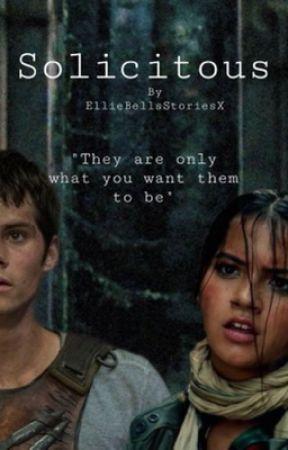 The Griever Girl by EllieBellsStoriesX
