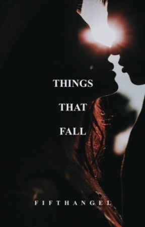 Things That Fall   The 100 by FifthAngeI