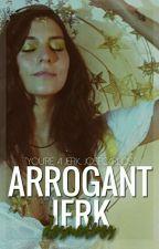 Arrogant Jerk || van rankin by desmadres