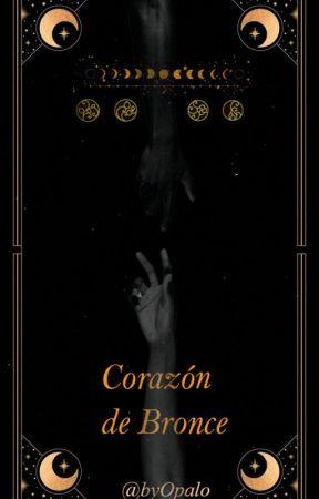 CORAZON DE BRONCE | VOL. 1 by byOpalo